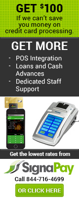 SignaPay Credit Card Processing