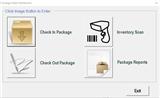 Package Valet Screen